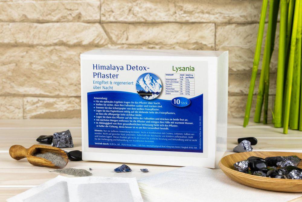 Himalaya Detox-Pflaster